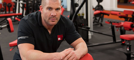 Mark Coles - M10 Personal Trainer and owner of M10