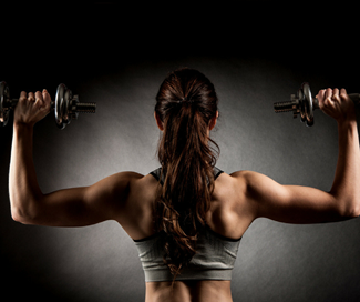 why women should lift weights