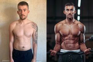 """AS A BUSY PERSONAL TRAINER, HE NEEDED TO LEAD FROM THE FRONT"""