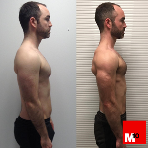 Martin M10 client body transformation