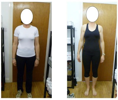 Female Fat Loss - Summer time Shape up