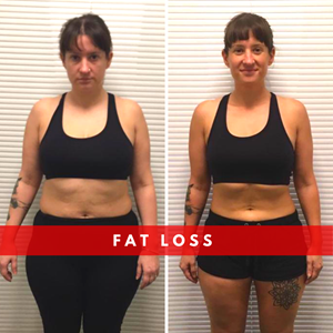 FAT LOSS RESULTS M10