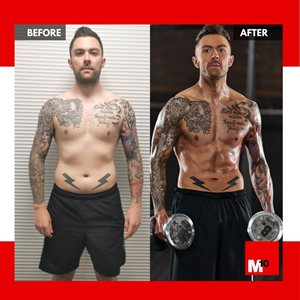 m10 client James Butterfield transformation