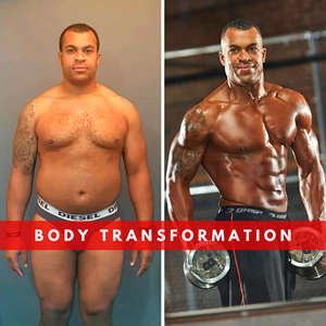 BODY TRANSFORMATION RESULTS M10