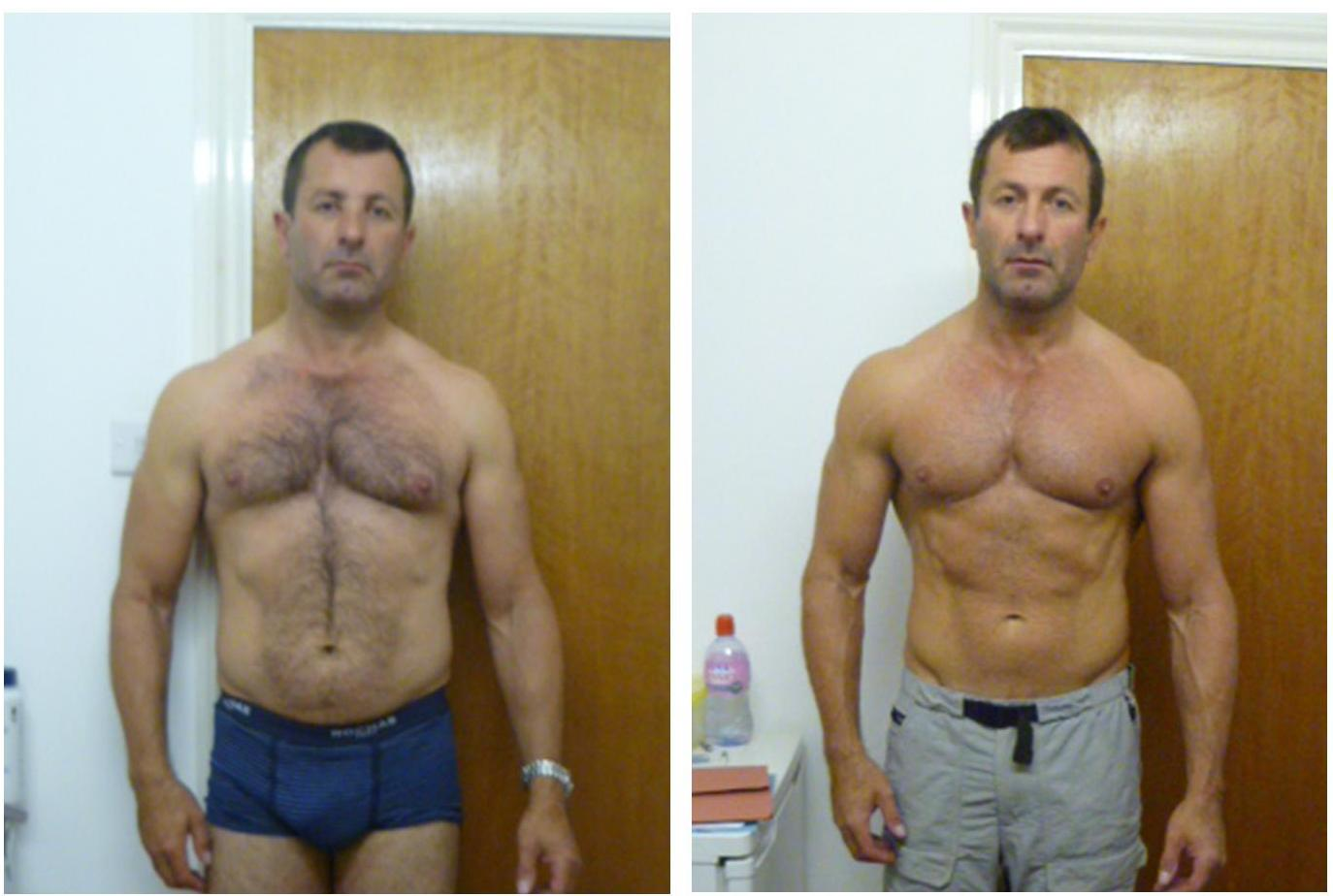 a8a028f4b61 Seven week Body Transformation